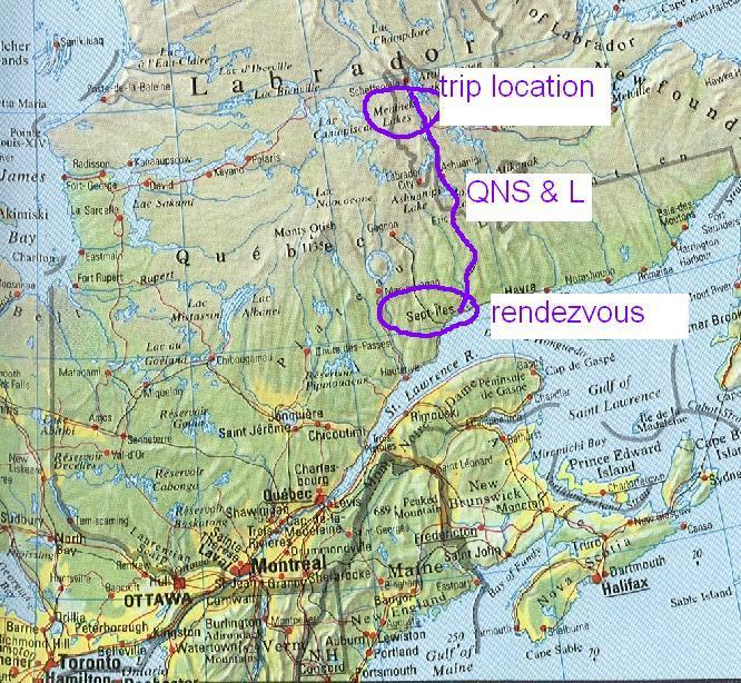 Menihek Hills Labrador Bigbluesky Ca